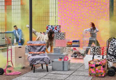 Новая коллекцию вещей ИКЕА ОМБЮТЕ для более комфортного и стильного переезда