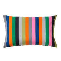 Чехол на подушку ОКЕРГИЛЛЕН разноцветный артикуль № 702.590.67 в наличии. Онлайн магазин IKEA Минск. Быстрая доставка и монтаж.
