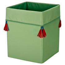 Коробка ПАЙССЛИНГАР зеленый артикуль № 602.157.81 в наличии. Online каталог IKEA Беларусь. Быстрая доставка и установка.