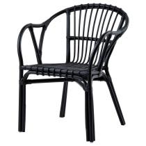 Кресло ХОЛЬМСЕЛЬ черный артикуль № 502.345.82 в наличии. Интернет каталог IKEA Беларусь. Недорогая доставка и монтаж.