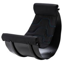 Кресло-качалка ФЛАКСИГ черный артикуль № 002.540.11 в наличии. Онлайн сайт ИКЕА Минск. Быстрая доставка и установка.