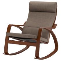 Кресло-качалка ПОЭНГ коричневый артикуль № 090.108.77 в наличии. Онлайн магазин ИКЕА Беларусь. Недорогая доставка и монтаж.