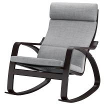 Кресло-качалка ПОЭНГ серый артикуль № 690.109.21 в наличии. Онлайн каталог IKEA Республика Беларусь. Быстрая доставка и установка.