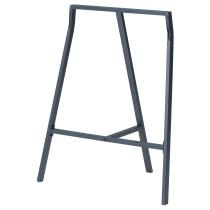 Опора для стола ЛЕРБЕРГ серый артикуль № 801.307.76 в наличии. Online магазин IKEA РБ. Недорогая доставка и монтаж.