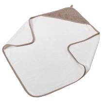 Полотенце с капюшоном ОЛЬСКАД белый артикуль № 302.902.01 в наличии. Online сайт IKEA Беларусь. Быстрая доставка и соборка.