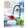 Смеситель кухонный АЛЕШЕР хромированный/черный артикуль № 402.579.46 в наличии. Онлайн сайт ИКЕА РБ. Быстрая доставка и установка.