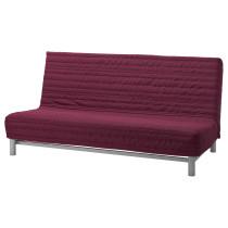 Диван-кровать 3-местный БЕДИНГЕ / ВАЛЛА серый артикуль № 991.710.88 в наличии. Интернет каталог IKEA Минск. Недорогая доставка и соборка.