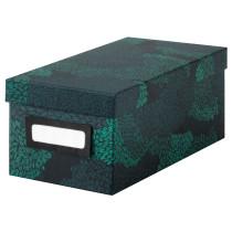 Коробка с крышкой ТЬЕНА артикуль № 103.644.10 в наличии. Онлайн сайт ИКЕА РБ. Быстрая доставка и соборка.