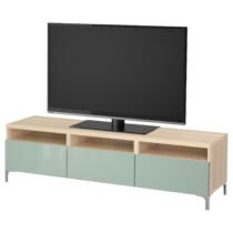 Тумба для ТВ с ящиками БЕСТО артикуль № 592.058.39 в наличии. Online магазин IKEA РБ. Быстрая доставка и соборка.