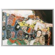 Картина с рамой БЬЁРКСТА цвет алюминия артикуль № 992.072.52 в наличии. Онлайн магазин ИКЕА Минск. Недорогая доставка и монтаж.