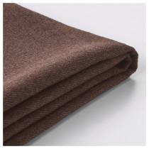 Чехол на 2-местный диван-кровать ВИЛАСУНД темно-коричневый артикуль № 503.597.46 в наличии. Онлайн сайт ИКЕА РБ. Быстрая доставка и установка.