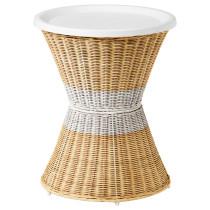 Тумба прикроватная САНДХАУГ белый артикуль № 303.688.60 в наличии. Online сайт IKEA Минск. Быстрая доставка и установка.