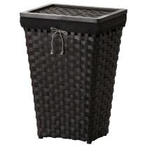 Корзина для белья с подкладкой КНАРРА черный артикуль № 103.759.46 в наличии. Онлайн каталог IKEA Минск. Недорогая доставка и монтаж.