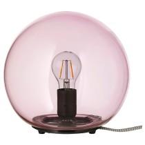 Лампа настольная ФАДУ розовый артикуль № 003.562.98 в наличии. Интернет каталог IKEA РБ. Быстрая доставка и установка.