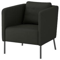 Кресло ЭКЕРЁ темно-зеленый артикуль № 404.025.66 в наличии. Онлайн каталог IKEA Беларусь. Недорогая доставка и соборка.