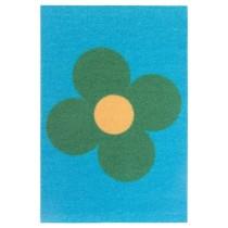 Придверный коврик СОММАР 2019 синий артикуль № 504.297.25 в наличии. Онлайн магазин IKEA РБ. Недорогая доставка и соборка.