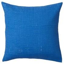 Чехол на подушку ТЭНКВЭРД синий артикуль № 904.289.22 в наличии. Интернет магазин IKEA Минск. Быстрая доставка и монтаж.