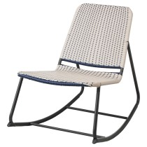 Кресло-качалка ОВЕРАЛЛЬТ синий артикуль № 804.302.37 в наличии. Онлайн магазин IKEA Минск. Быстрая доставка и монтаж.